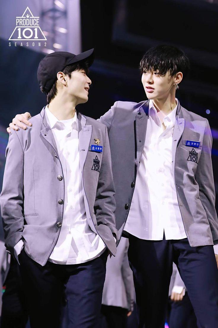 Jonghyun & Hyunbin