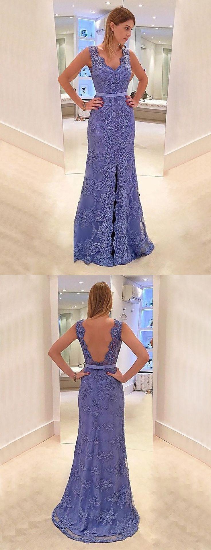 Mejores 38 imágenes de Vestidos noche en Pinterest   Vestidos de ...