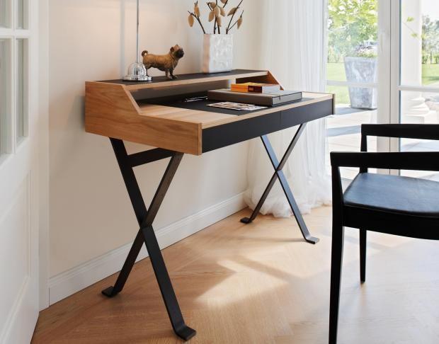 Schreibtische Für Jeden Wohnstil Und Raum