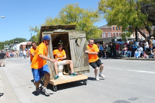 65 Best Outhouse Races Images On Pinterest Lace