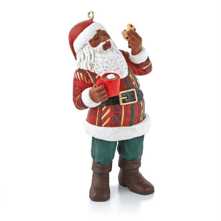 1000+ Images About (African American) Black Santas And