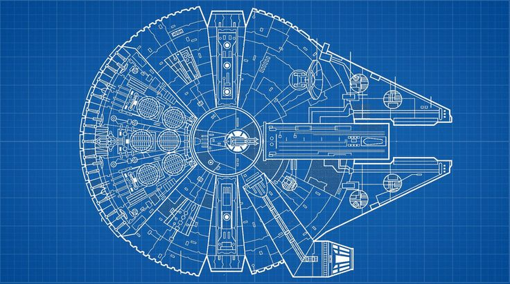 th 39 falcon blueprint ed would make a cool poster pinterest war star wars and. Black Bedroom Furniture Sets. Home Design Ideas