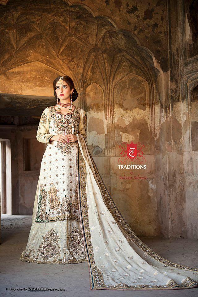 Indian Party Wear Frocks & dresses 2015-2016 (16)