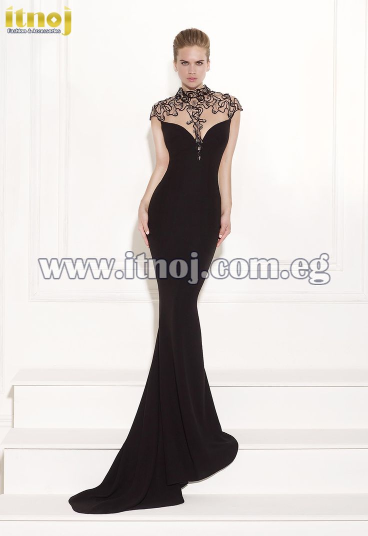 Dress code evening gown -  2015_collection Dresses Evening_dresses From Tarik Ediz Dress Code 92421
