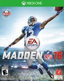 Madden NFL 16 - Xbox One, Multi