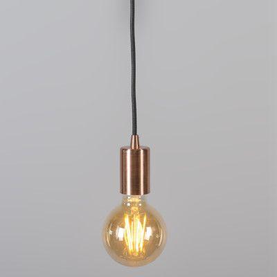 Hanglamp Facil 1 Koper