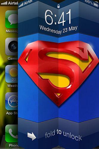 Nice Lockscreen UI Hack for iOS