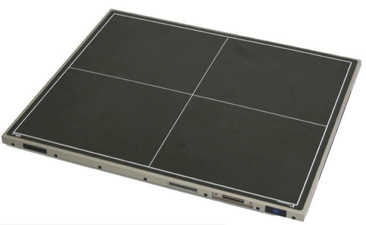 DR 3500 14x17 Cassette Size Wireless Flat Panel System