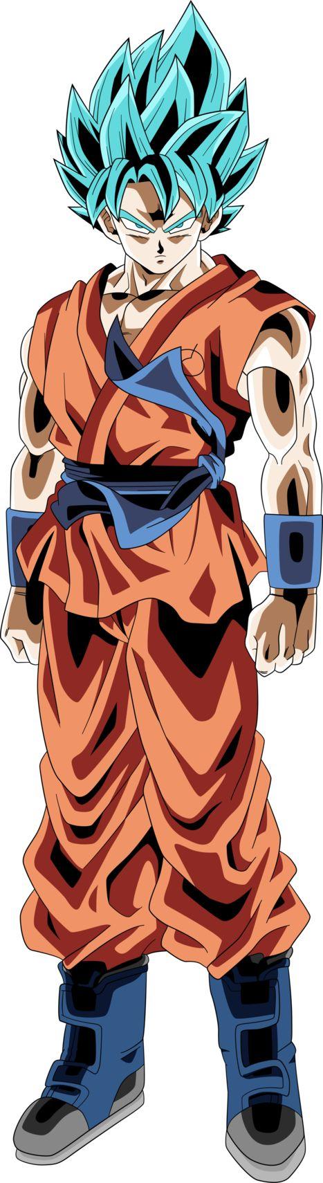 SSJSSG Son Goku · Son GokuDragon Ball ZSuper