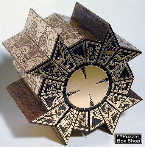 Diy Hellraiser Puzzle Box Woodworking Projects Amp Plans