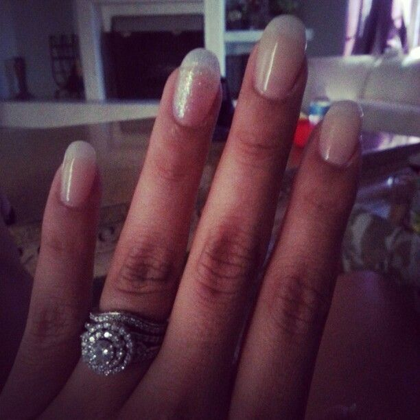 how to get acrylic nails to look natural