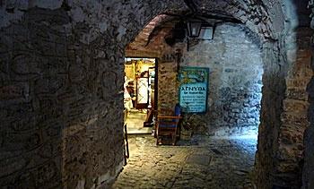 Mesta - Chios, Greece