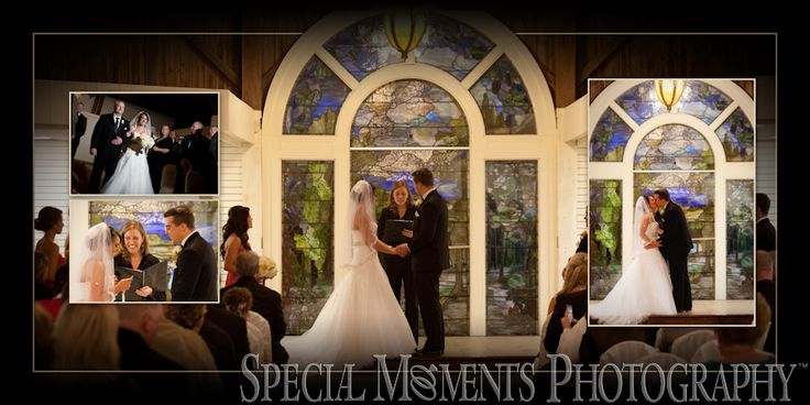 10 Kings Court Castle Lake Orion MI wedding Album Design