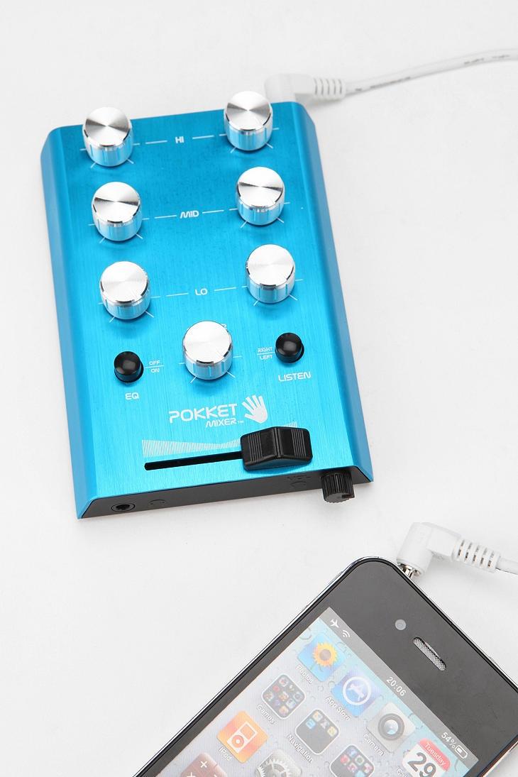Pokket Mixer Mini DJ Pocket Mixer $100