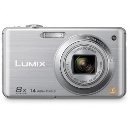Buy Best Panasonic LUMIX DMC-FH20 Digital Camera-Silver only NZD259.00 from Electronic Bazaar NZ  with Best shipping charge.