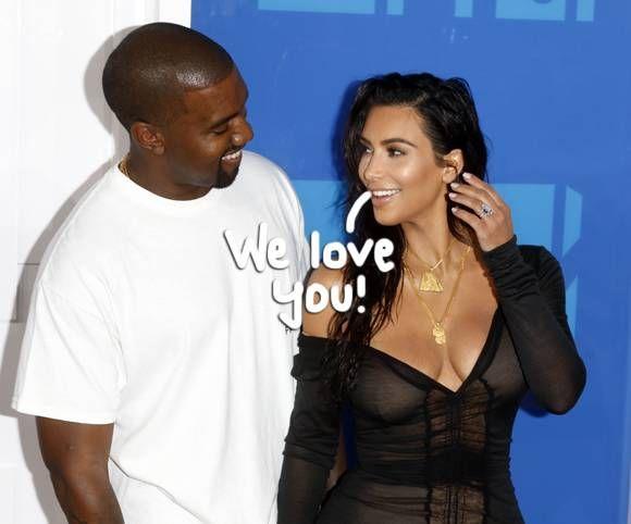 Kim Kardashian& Krew Flock To Social Media To Wish Kanye West A Very Happy Birthday!