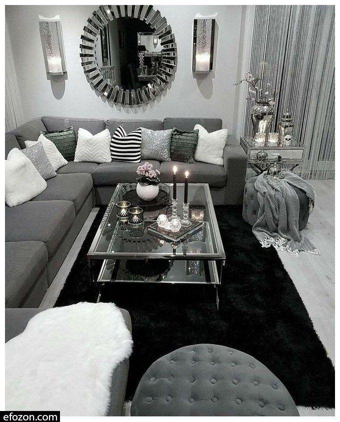 404 Bulunamadi Live Stream Kostenlos Online Fernsehen Efezon Com Silver Living Room Decor Living Room Grey Black Furniture Living Room Living room ideas black furniture