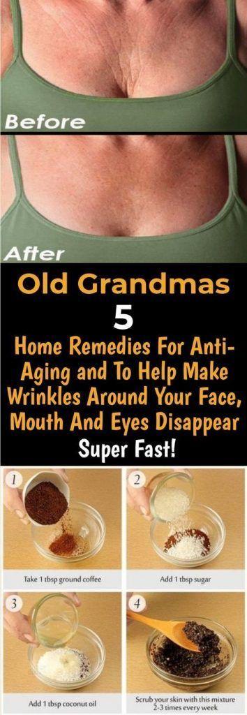 Old Grandmas 5 Home Remedies für Anti-Aging und h…