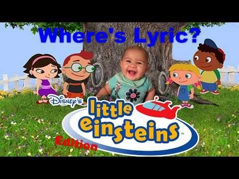 Sharrons Take Little Einsteins Theme Song Lyric Video Trap Remix