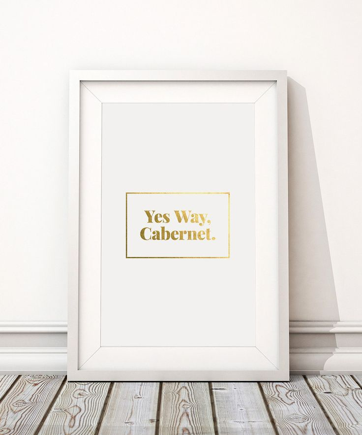 Yes Way, Cabernet. by Swell Made Co.