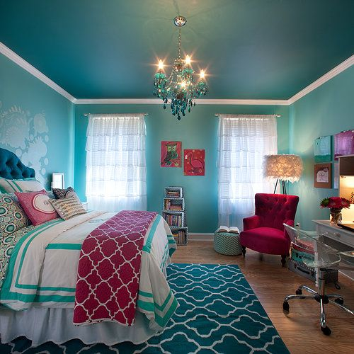 Bedroom Ideas For Teen Girls Cute Pink