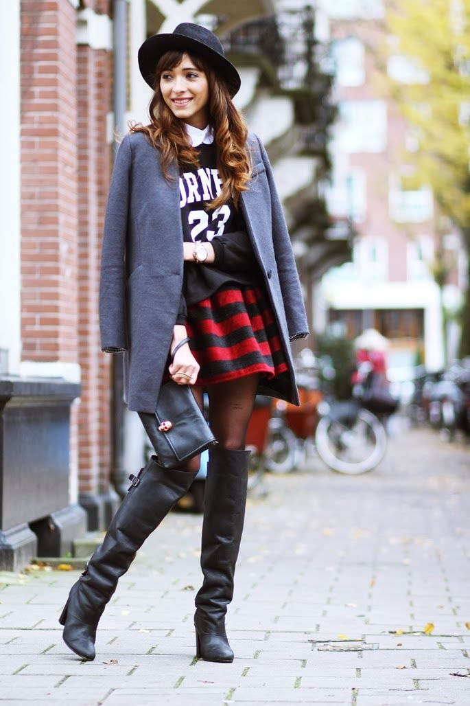 12 Best Images About Edgy Preppy Fashion On Pinterest