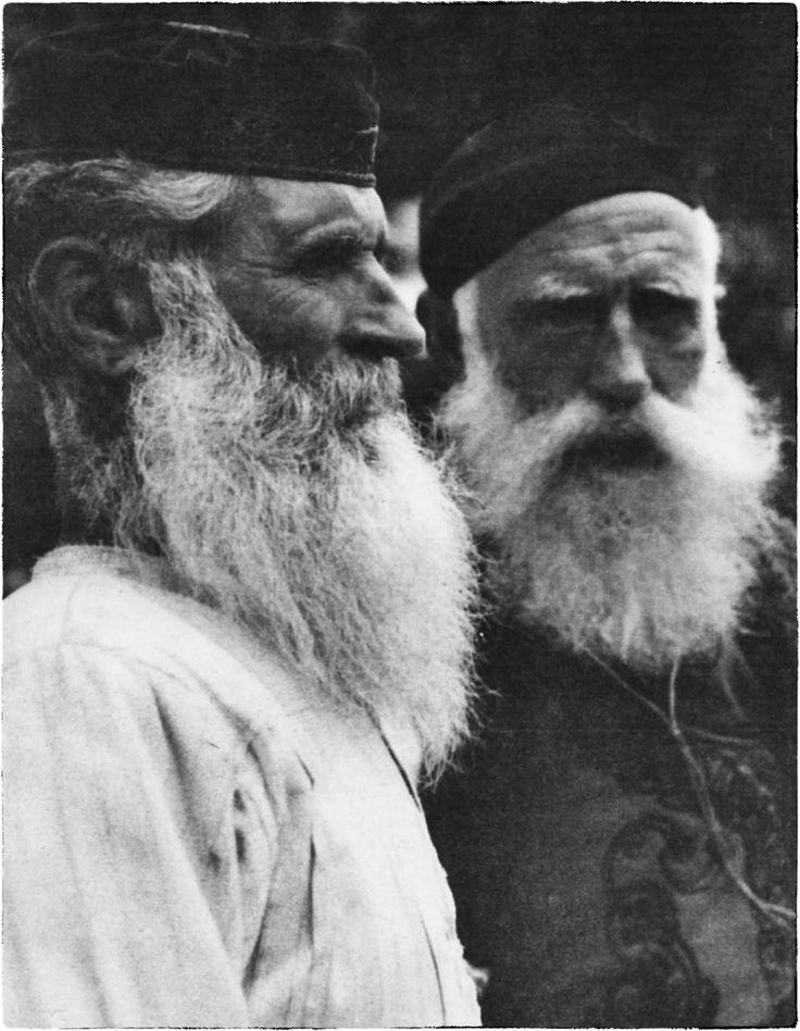 Βιβλικές μορφές της Τρίπολης,δεκαετία 1930.