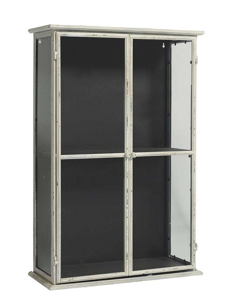 Downtown iron wall cabinett - 81 cm från Nordal hos ConfidentLiving.se