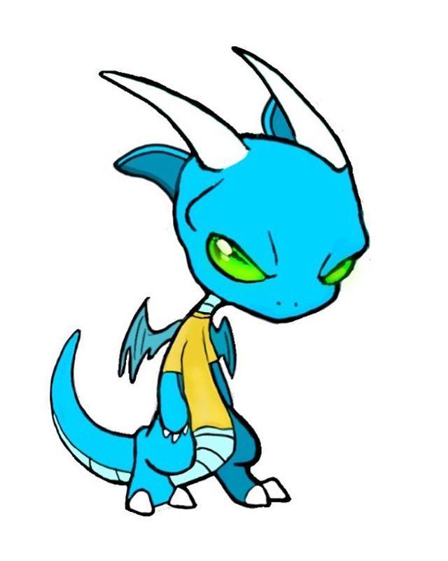 Os presento a #bichi es un #dragón #humanoide se supone que es como mi logo aunque reconozco que es una reedición de una imagen que vi hace tiempo en #devianart No se dibujar bien Let me introducing this #furry #dragon he is my new logo. Is based in an old picture that I saw in internet I cant draw well #catdragon #drawmedoggo #cute #kawaii #beast #digitalart