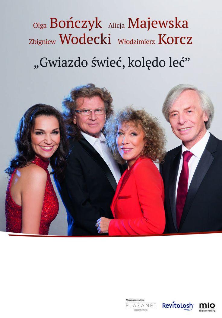 """""""GWIAZDO ŚWIEĆ, KOLĘDO LEĆ"""" koncert świąteczny 23.01.2015    godz. 19.00"""