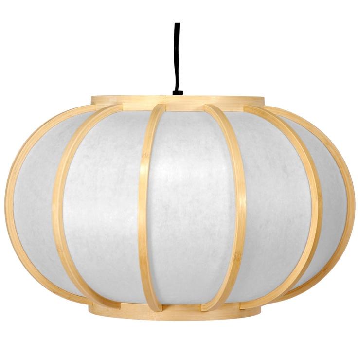 Oriental Furniture Harajuku Hanging Lantern
