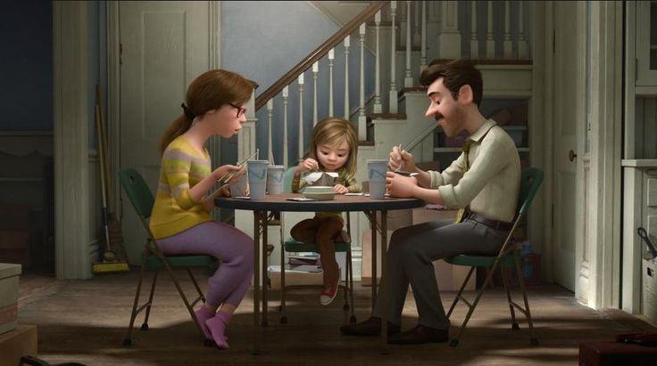 Inside Out (Pixar/Disney)