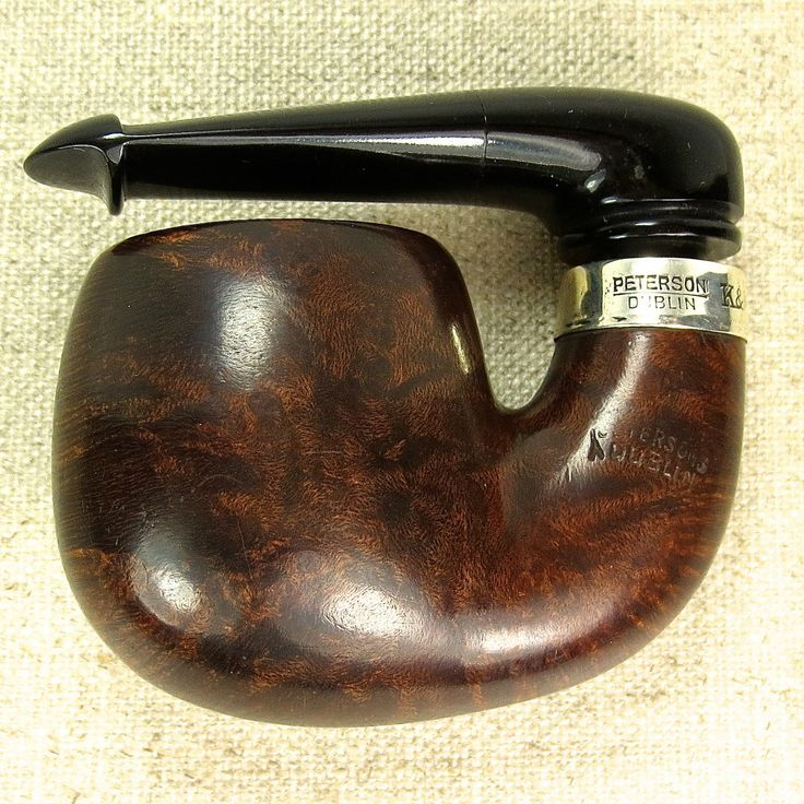 1914 Petersen Opera pipe...ebay                                                                                                                                                                                 More
