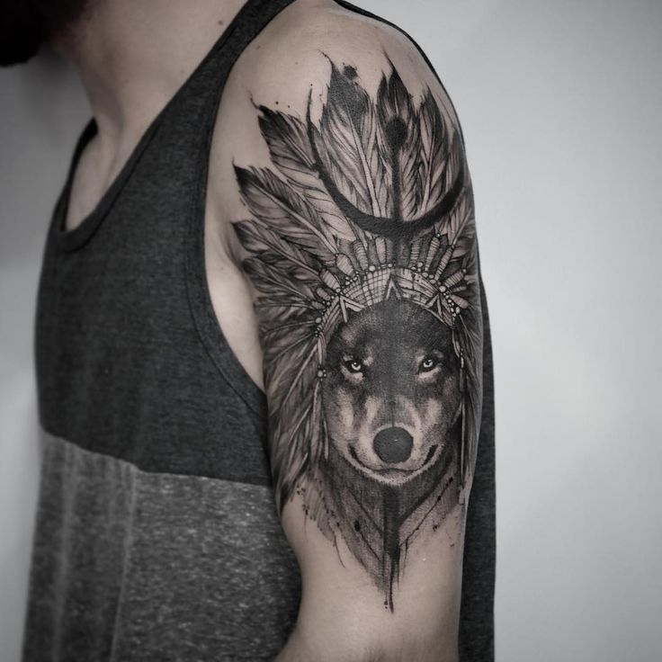 50 Of The Most Beautiful Wolf Tattoo Designs The Internet: 17 Best Ideas About Wolf Tattoos On Pinterest