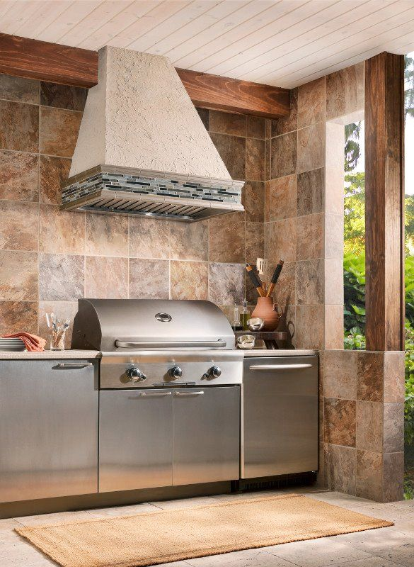 Design An Outdoor Hood That Expresses Your Style And Complements Your Outdoor Kitchen