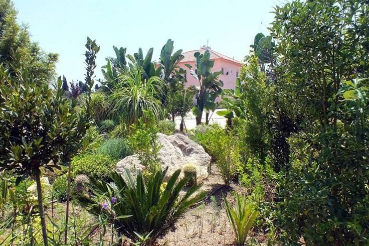 Check out this awesome listing on Airbnb: Modern luxurious garden villa - Villas for Rent in Larnaca
