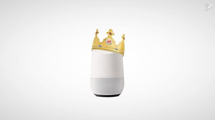 Burger King - Google Home of the Whopper