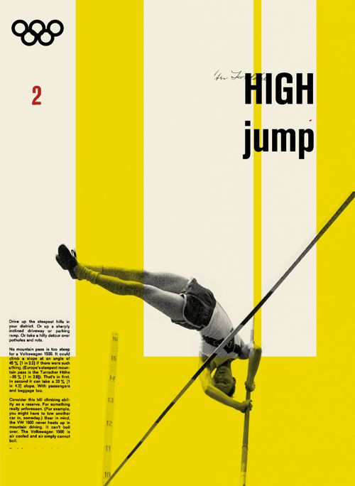 """Can't find the original. Why is it labelled """"high jump"""" when it's Pole Vault?? :)"""