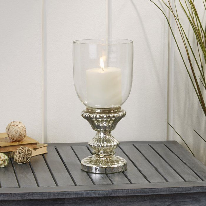 Traditional Glass Hurricane Candle Hurricane Centerpiece Glass Hurricane Candle Holder Hurricane Glass