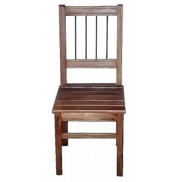 Compre Cadeira Rústica Constanza e pague em até 12x sem juros. Na Mobly a sua compra é rápida e segura. Confira!