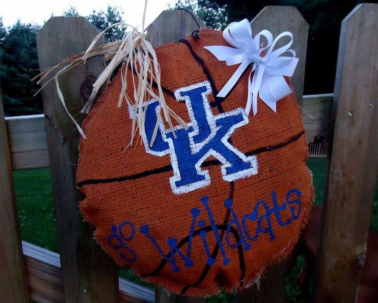 University Of Kentucky Man Cave Ideas : Images about kentucky basketball on pinterest