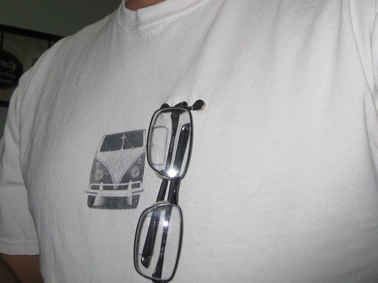 ReadeRESTS work great on your T-Shirts! www.ReadeREST.com