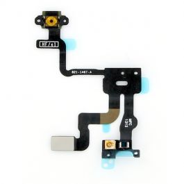 Power/Audio Flex Cable For iPhone 4S  Kit Includes: •1 Replacement Power/Audio Flex Cable •1 Set of Replacement Adhesive