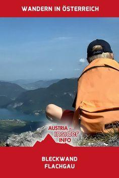 Die Bleckwand zählt zu den beliebtesten Ausflugs- bzw. Wanderzielen am Wolfgangsee. Vom Gipfel herrlicher Blick über Wolfgangsee, Schafberg und Sparber.