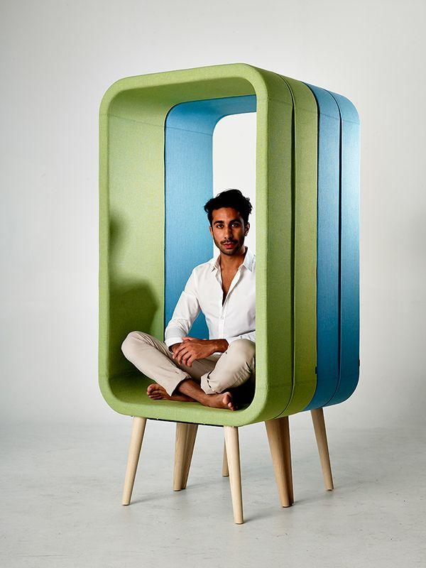 Frame on ID Magazine