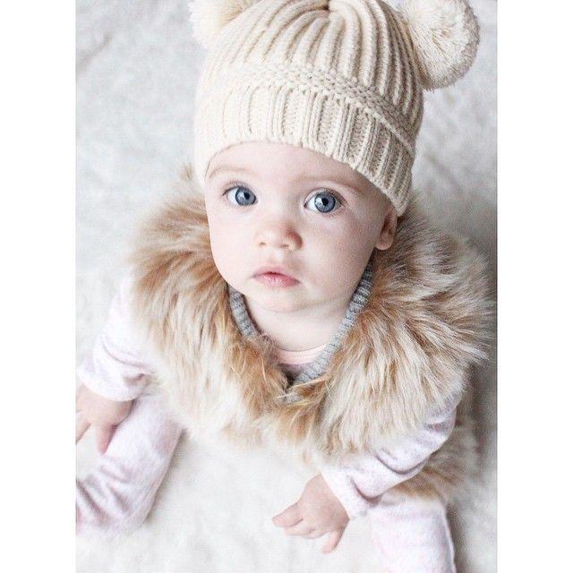 Winter baby style by #littlesandco // #kidsfashion ❄️❄️❄️