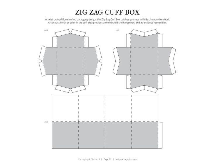 #ClippedOnIssuu from PACKAGING & DIELINES II: The Designer's Book of Packaging Dielines