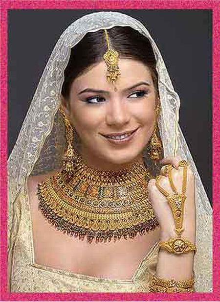 Best 25 Indian Bridal Jewelry Sets Ideas On Pinterest