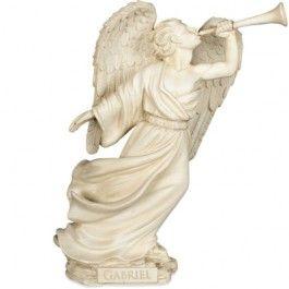 Engel - Ærkeenglen Gabriel - 17cm  - Køb på Bog & Mystik nu