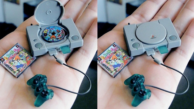 tiny Playstation!